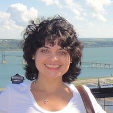 Profilo utente di  Valéria