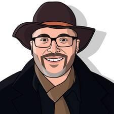 Perfil do utilizador de Robert