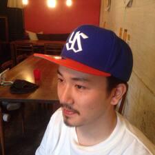 Profil utilisateur de Taiga