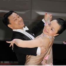 Seiichi & Keiko — хозяин.