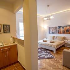 Luxury Belgrade Apartments ist der Gastgeber.