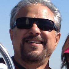 Bob felhasználói profilja