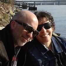Gaby & Daniel Brukerprofil