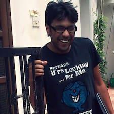 Profilo utente di Pratyush