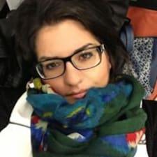Profil utilisateur de Xristina