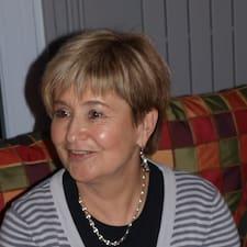 Françoise est l'hôte.