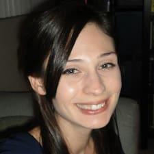 Profil utilisateur de Kelley