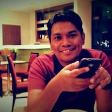 Profil utilisateur de Najmuddin