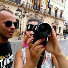 Catia/Vitor - Uživatelský profil