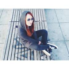 Profil utilisateur de Elizaveta