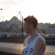 Bohdi felhasználói profilja