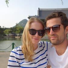 Profil utilisateur de Sandrine & Alex