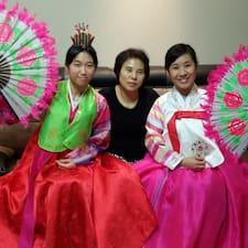 Hong Mi è l'host.