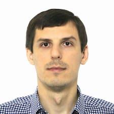 Perfil do utilizador de Sergiy