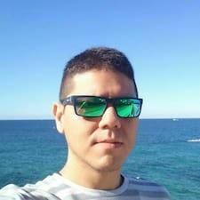Marcio User Profile