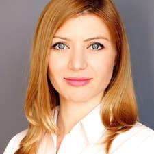 Karolina is the host.