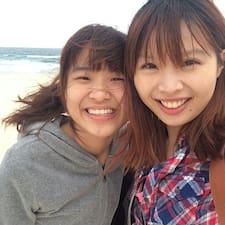 Chih-Hsuan felhasználói profilja