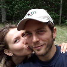 Profil utilisateur de Anastasiya & Arnaud