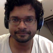 Profil Pengguna Shrikant
