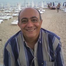 Gebruikersprofiel Arnaldo