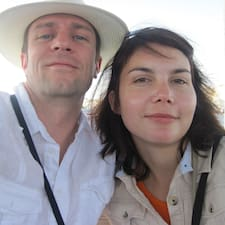 Anders&Zuzana Brukerprofil