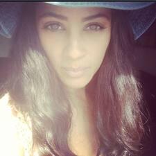 Liara felhasználói profilja