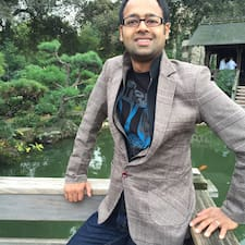 Profil Pengguna Vivek