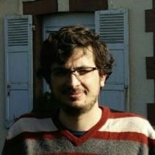 Gebruikersprofiel Matthieu