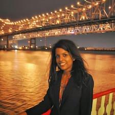 Profil korisnika Shwetha