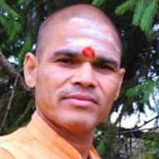 Swami Samarpanananda Brukerprofil