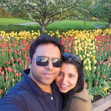 Jeena & Sunoj User Profile