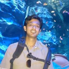 Profil utilisateur de Pratul