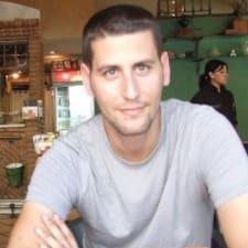 Perfil do utilizador de Gilad