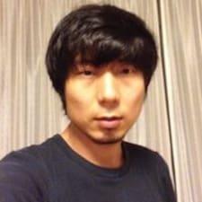 Daichi felhasználói profilja
