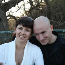 Irina & Robert User Profile
