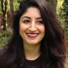 Användarprofil för Saima