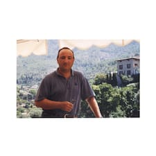 Cristobal felhasználói profilja