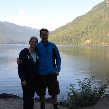 Användarprofil för Barbara & Matthias