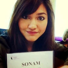 Sonam User Profile