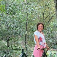 Profil utilisateur de Luísa