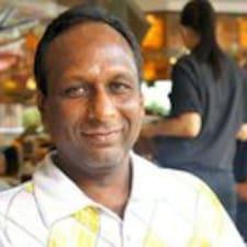 Profil korisnika Kishore