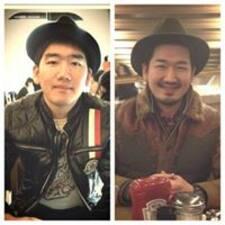 โพรไฟล์ผู้ใช้ Luca Seungwoo