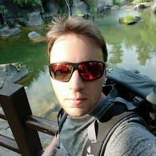 Perfil do usuário de Alexey