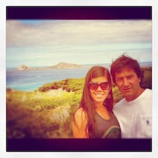 Marina And Rocky User Profile