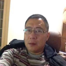延峰さんのプロフィール
