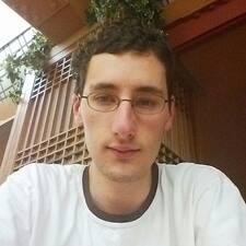 Perfil do utilizador de Nicolas