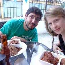 Användarprofil för Isabelle & Basir & Mateo & Luis