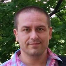 Profil utilisateur de Krasimir