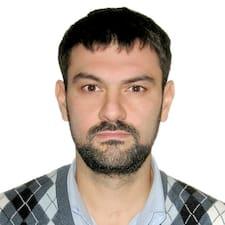 Profil utilisateur de Radim