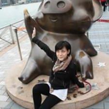 Profil utilisateur de Natasya